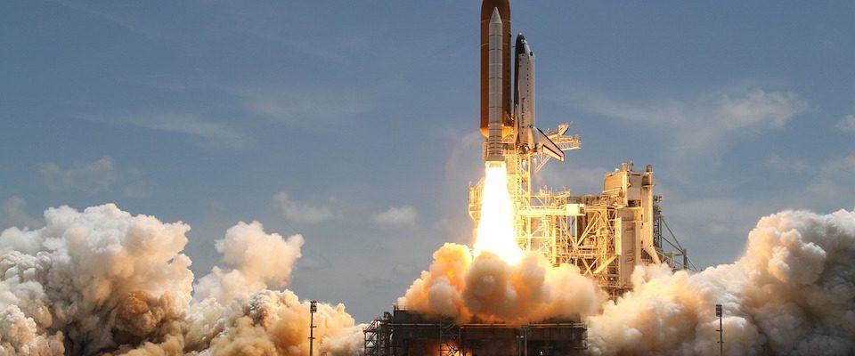 la navette Columbia de la NASA